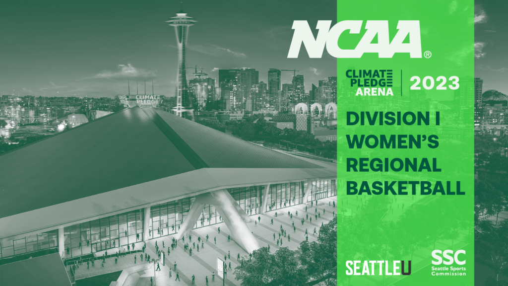2023 NCAA® Division I Women's Basketball Regionals